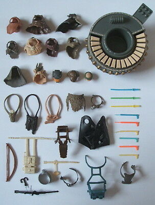 Vintage Star Wars Figure Hoods And Accessorys  - 100% Original - Choose Your Own • 5.99£