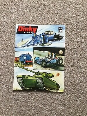 Dinky Toys Catalogue No 8 • 20£