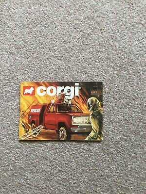 Corgi Toys Catalogue 1980 • 10£