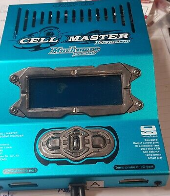 MuchMore Cell Master Legend CTX-CL Charger Discharger Nimh Lipo Dds  • 60£