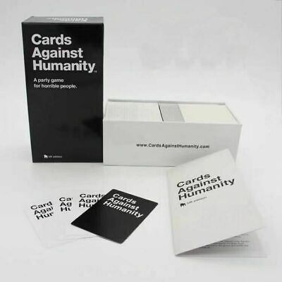 Cards Against Humanity UK V2.0 Latest Edition New  Cards UK FREE Shipping • 12.50£