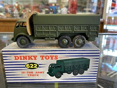 Dinky Toys 10 Ton Army Truck No 622 (Meccano Made In England) • 95£