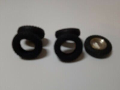 Scalextric New  Grippy Tyres For  C69 & Many Others From The 60's Superb • 8£