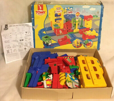 TOMY Big Big Loader 1977 Vintage Game Track Construction Set Rare *Incomplete* • 29.99£