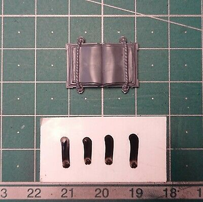 Dark Angels Ravenwing Large Book Accessory - Warhammer 40k Conversion Bits • 3.99£