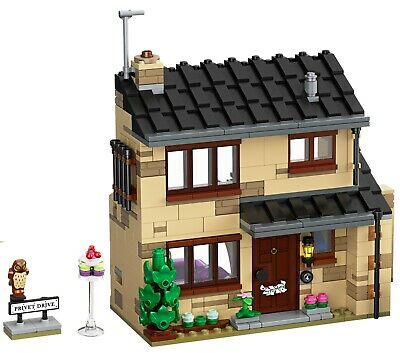 LEGO Harry Potter 4 Privet Drive *NO FIGURES/BOX* From Set 75968 NEW • 39.95£