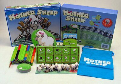 Mother Sheep Board Game High Quality Family Fun • 24.99£