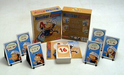 Number Chase Board Game High Quality Family Fun • 14.99£