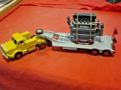 Dinky Supertoys  660  Code 3   Mighty Antar Scammell Haulage & T/former.beauty ! • 50£