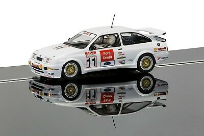 Scalextric BTCC Anniversary Special Edition Ford Sierra RS500 Robb Gravett C3781 • 32.95£