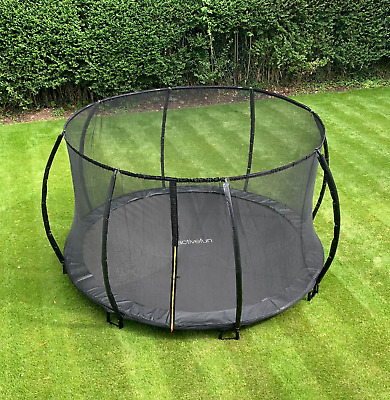 10FT In Ground Trampoline New 2020 Model LIMITED UK STOCK QUICK DELIVERY • 199.99£