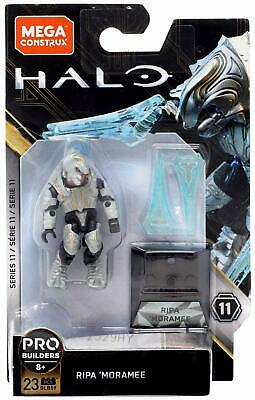 Mega Construx  Halo Series 11 RIPA MORAMEE - GLB59 New In Pack • 17.99£
