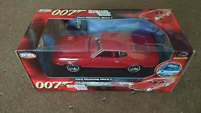 JOYRIDE. FORD MUSTANG MACH 1. JAMES BOND 007. DIAMONDS ARE FOREVER. 1/18 Scale • 80£