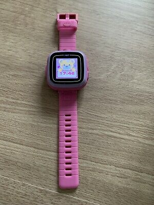 Vtech Kidizoom Smart Watch, Pink, Watch Only, Excellent Condition • 6.50£