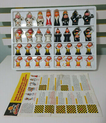 Chupa Chup Chess Pieces Lollipops Promo Item • 38.81£