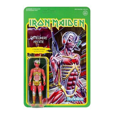 Iron Maiden ReAction Figure - Somewhere In Time Limited Edition  • 26.95£