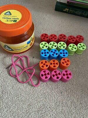 Cotton Reel Toy Early Learning Centre • 2£