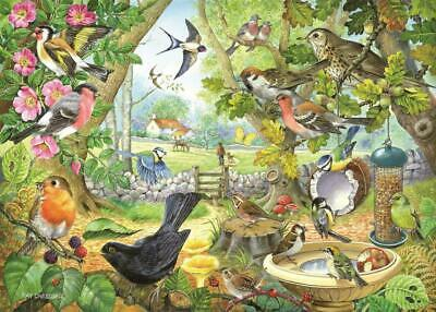 House Of Puzzles 1000 Piece Jigsaw Puzzle - Dawn Chorus. - New & Sealed • 15.99£