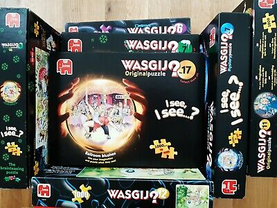 Joblot 3 X Any Wasgij? Pick Your Own! Original / Mystery/ Christmas/ Back To • 12.15£