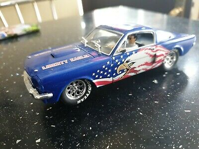QQ 25744 Carrera Evo Ford Mustang Gt Liberty Eagle Used Unboxed • 20£