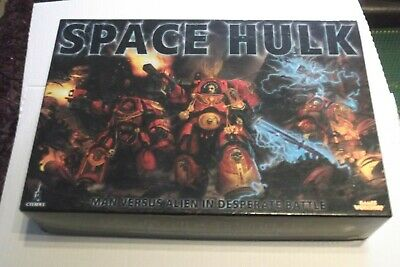 Space Hulk Board Game - Games Workshop 2009 Edition • 51£