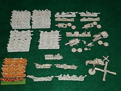 Warhammer Fantasy WARMASTER Dwarf Army - Partially Assembled/painted • 26£