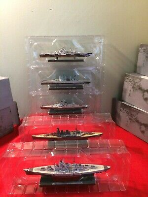 Deagnisti/Atlas Editions Legendary Warships Collection - 5 Ships • 20£