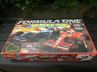 Scalextric Formula One Boxed Set • 29.99£