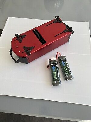 Smd Starter Box Duel Motor For 1/8 Scale Nitro RC • 79.99£