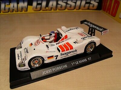 A42 - Joest Porsche - *Winning Car Le Mans 1997* - Scalextric Compatible - New. • 49.95£