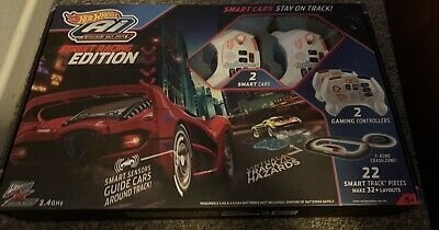 Hot Wheels Ai Intelligent Race System - Street Racing Edition Starter Track Set  • 10£