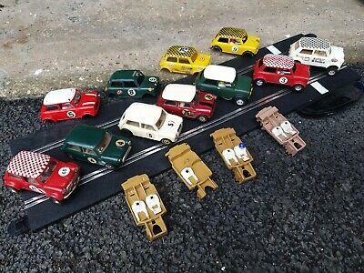 Scalextric Triang Vintage Slot Cars Mini Joblot C76 C7 RARE • 31£