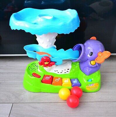 Vtech Pop And Play Elephant Popper Toy/ Game In VGC • 10.99£