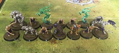 Blood Bowl Necromantic Undead Team Painted 14 Players • 110£