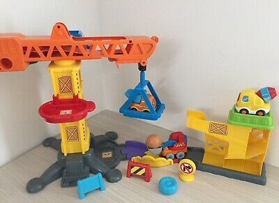 Vtech Toot Toot Drivers Construction Site & Vehicles  • 19.50£