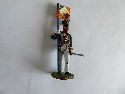 Napoleonic French Standard Bearer With Sword • 7£