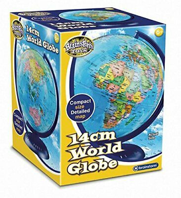 Brainstorm Toys 14 Cm World Globe • 15.52£