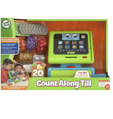 Leap Frog Count Along Till Brand New In Box • 22.99£