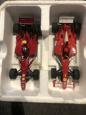 Scaletric Ferrari F2004 Cars • 8£