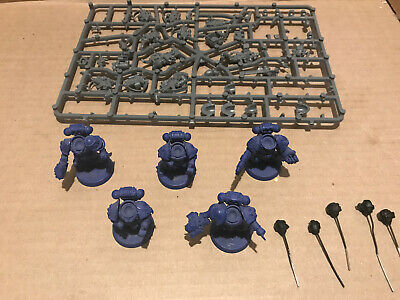 Warhammer 40k Space Marine Sternguard Veteran Squad Partially Assembled X 5 Unit • 15.99£