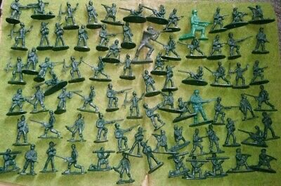 Plastic Toy Soldiers Job Lot X77 Modern Unbranded  • 0.99£