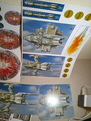 Starship Troopers, Mongoose, Rulebook And Templates, 28mm Science Fiction • 5£