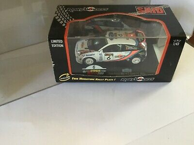 Ford Focus Limited Edition. Rally Winners Collection • 5£