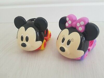 Disney Baby Mickey Mouse & Minnie, Go Grippers Collection • 9£