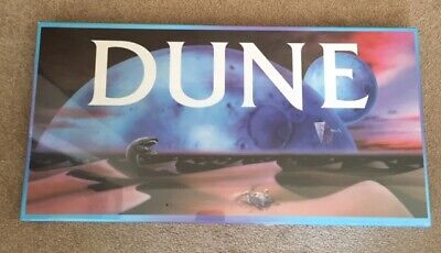 Dune Board Game Vintage 1984 New And Shrink Wrapped. Parker Family Games • 5£