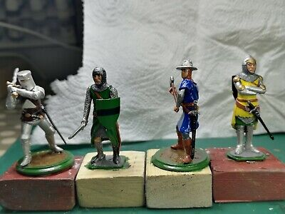 Hussar 54mm Metal Knights Toy Soldiers • 15.99£