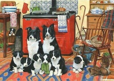 House Of Puzzles 1000 Piece Jigsaw Puzzle - Meet The Family - New & Sealed • 15.99£