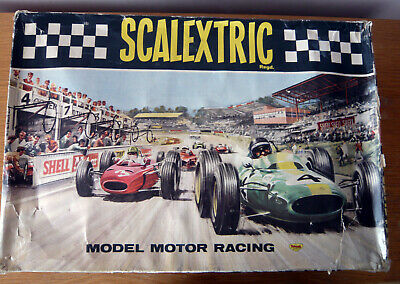 Scalextric Sets • 49£
