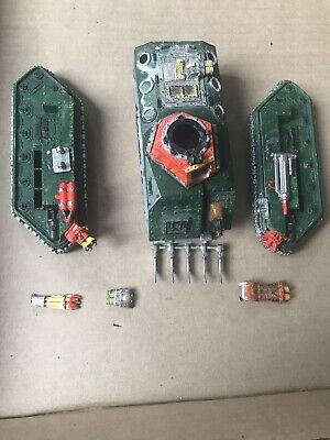 Warhammer 40k Imperial Guard Chimera Tank Painted Sold As Seen • 14£