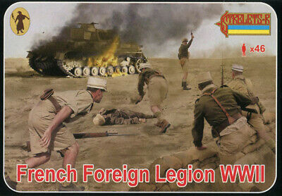 Strelets 1 /72 French Foreign Legion (WWII) # 187# • 7.29£